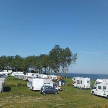 Camping Urlaub in der Natur