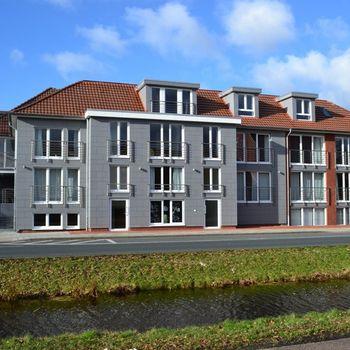 Fehnferien in Ostfriesland – Apartments mit Hund