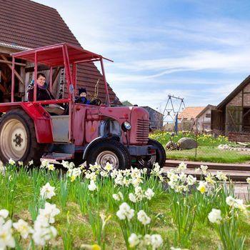 Karls Erlebnis-Dorf in Rövershagen bei Rostock