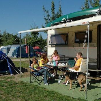 Campen mit Hund Mecklenburgischen Seenplatte – Camping- und Ferienpark Havelberge