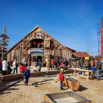 Karls Usedom mit Hund Erlebnis-Dorf in Koserow