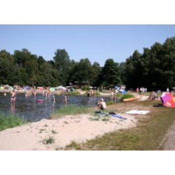 Zelten mit Hund direkt am See bei Bremen
