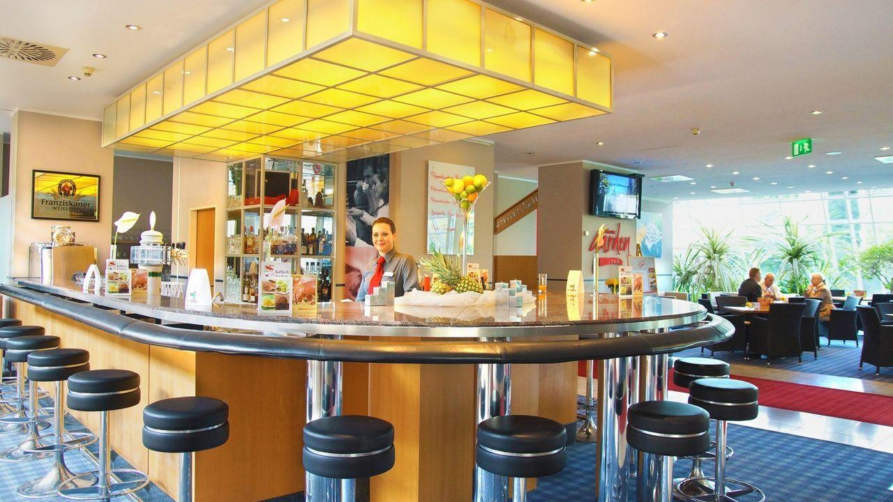 Atlanta Hotel International Leipzig- Zwei- und Vierbeiner herzlich willkommen
