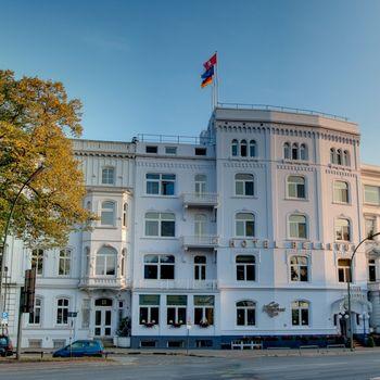 Zentrales Hotel in Hamburg