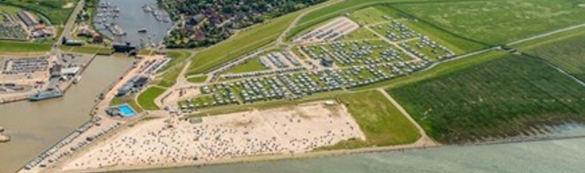 Campingplatz mit Hund Nordsee – Harlesiel