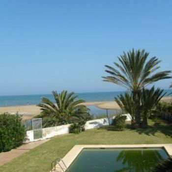 Denia Ferienwohnung mit Wellness direkt am Strand