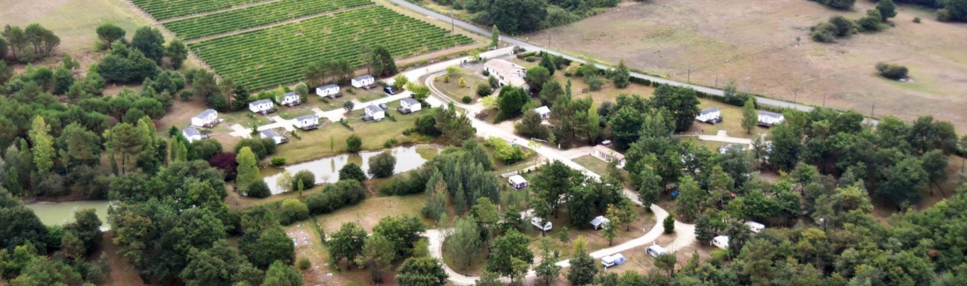 Campingplatz Frankreich mit Hund La Motte