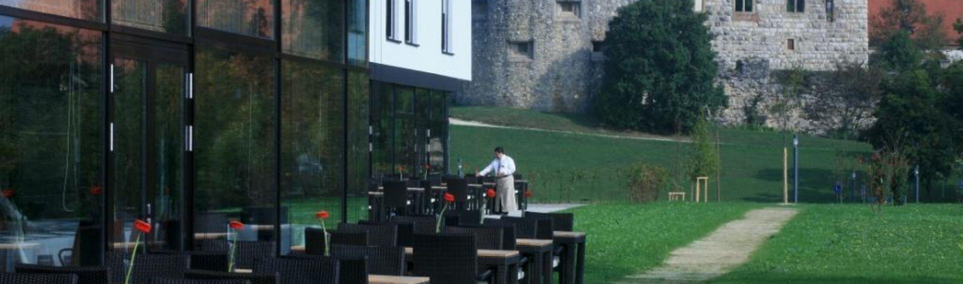 Urlaub Schlosshotel mit Hund