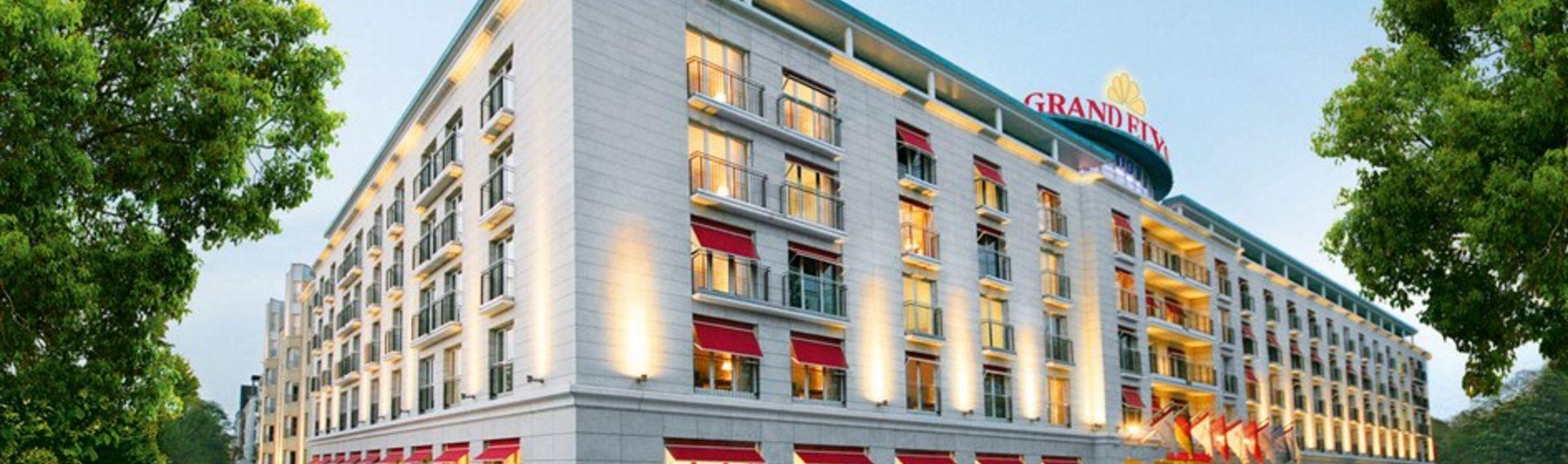 5 Sterne Hotel Hamburg – Grand Elysée