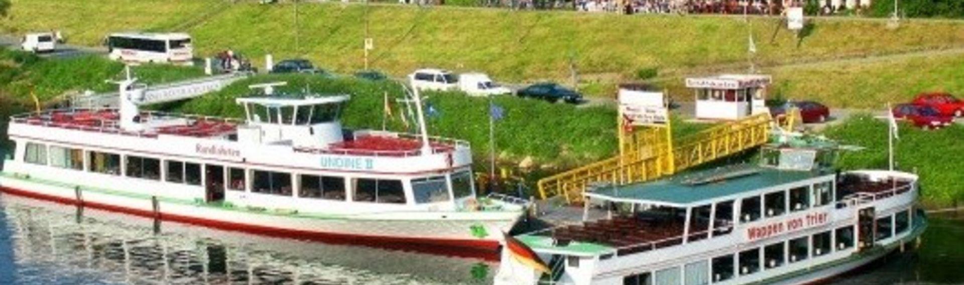Moselrundfahrt Schiff Ausflug