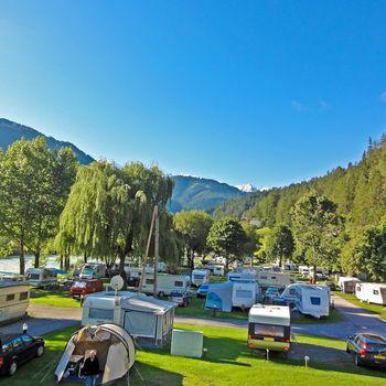 Camping mit Hund Österreich Tirol