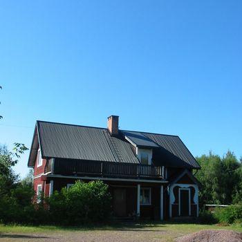 Urlaub in Schweden mit Hund – Ferienhaus am See mit Ruderboot
