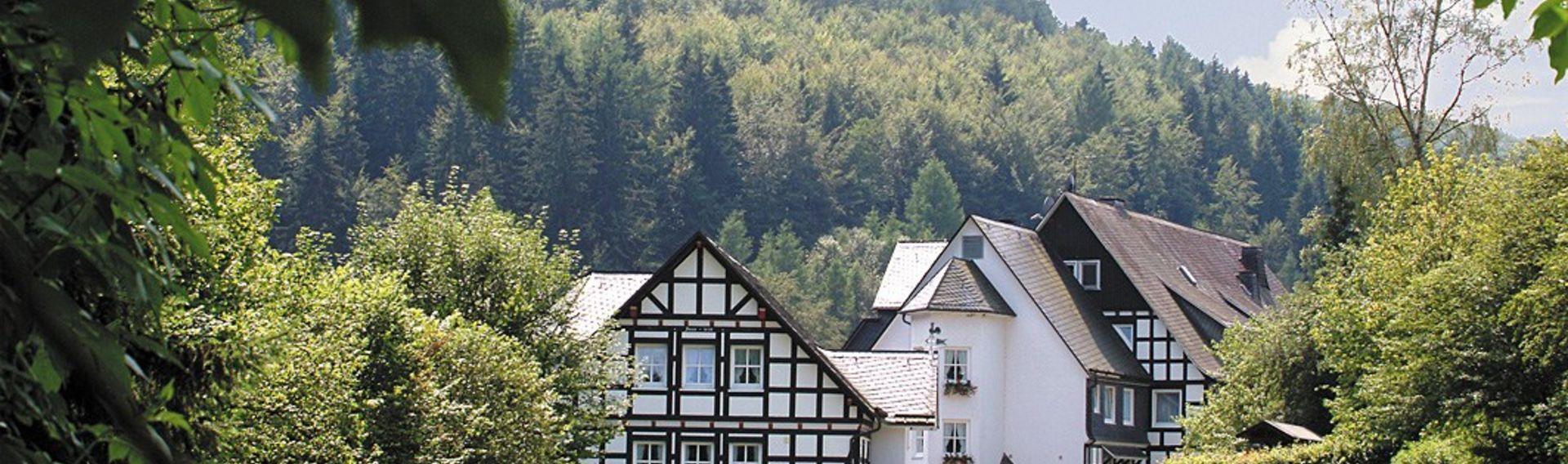Hotel Sauerland mit Hund