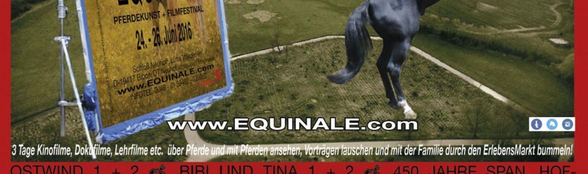 Equinale – Outdoor – PFERDE Filmfestival
