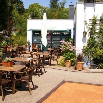 Campingplatz Vallée de l'Our Café Restaurant