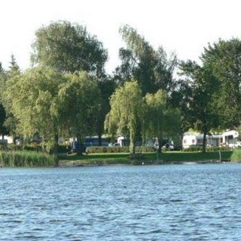 Klein und überschaubar! Campingplatz am Waginger See mit Hund