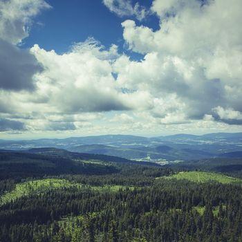 Camping Bayerischer Wald