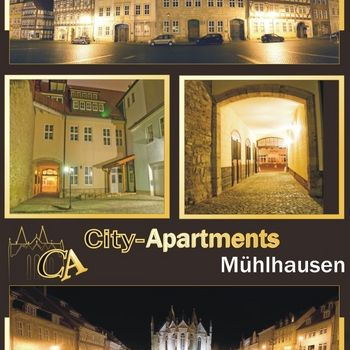 Apartment Mühlhausen *****