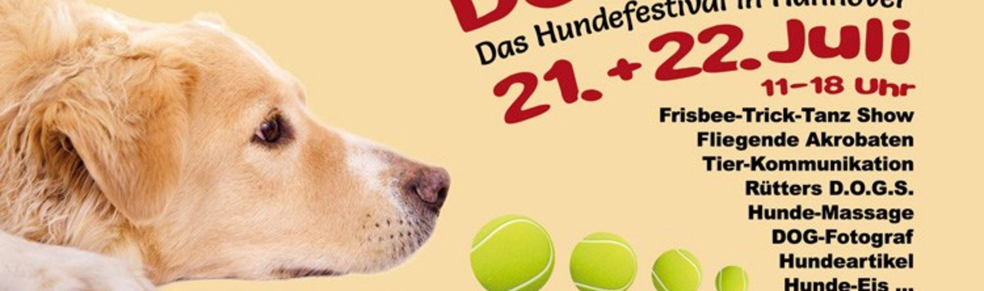 DogDays Hannover 2018 – 21. bis 22. Juli