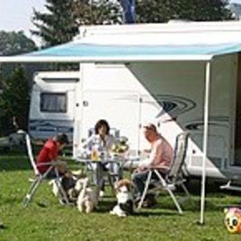 Camping Pension Augsburg Hund willkommen