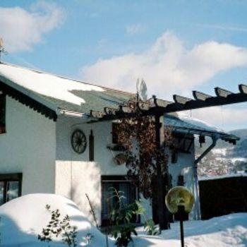 Ferienhaus Trusetal mit Hund Kaminromantik