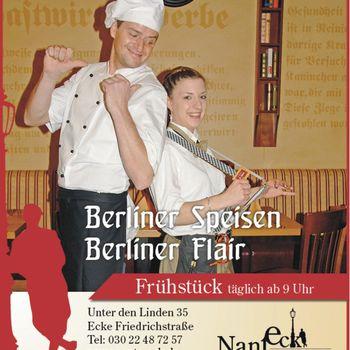 Berlin Mitte mit Hund – Nante Eck