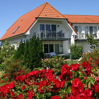 4-Sterne-Ferienwohnung am Nationalpark in Volsvitz auf Rügen