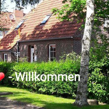 Ferienhaus in Ostfriesland mit Hund