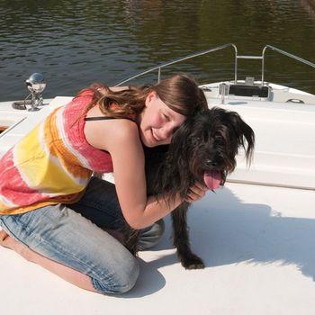 Hausbooturlaub mit Hund – Ferien mit Le Boat
