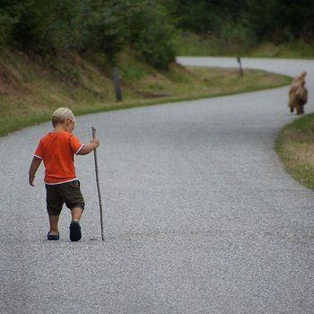 Ausflüge mit Kindern und Hund NRW