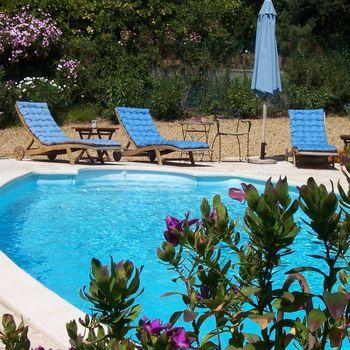 Villa Saint Tropez mit Pool