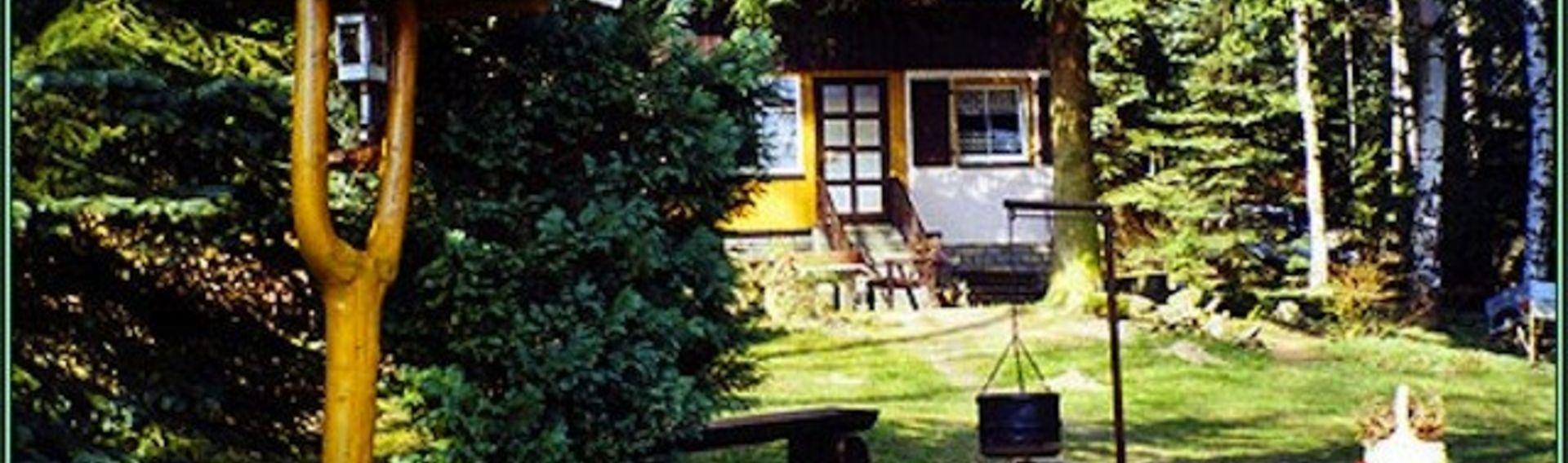 Waldferienhaus Erzgebirge, Ehrenfriedersdorf