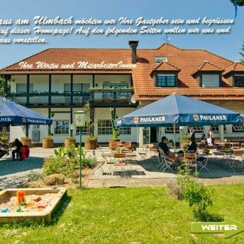Ulmbachtalsperre Restaurant
