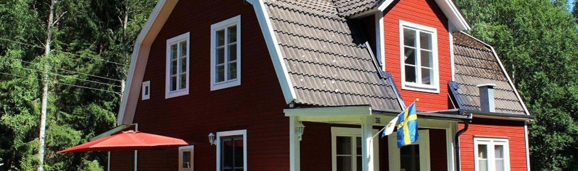 Urlaub Schweden mit Hund Ferienhaus Blanken
