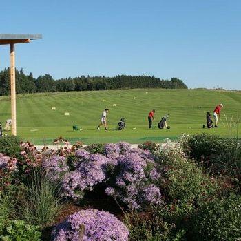 Golfen mit Hund im Bella Vista Golfclub