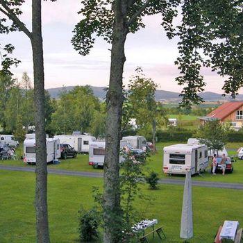 5 Sterne Campingurlaub mit Hund in Hessen