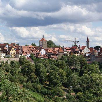 Übernachtung Rothenburg ob der Tauber
