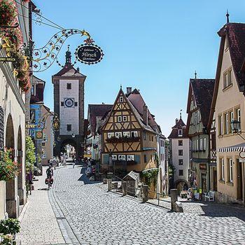 Rothenburg ob der Tauber Camping