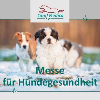 CaniMedica – Ihre Messe für Hundegesundheit