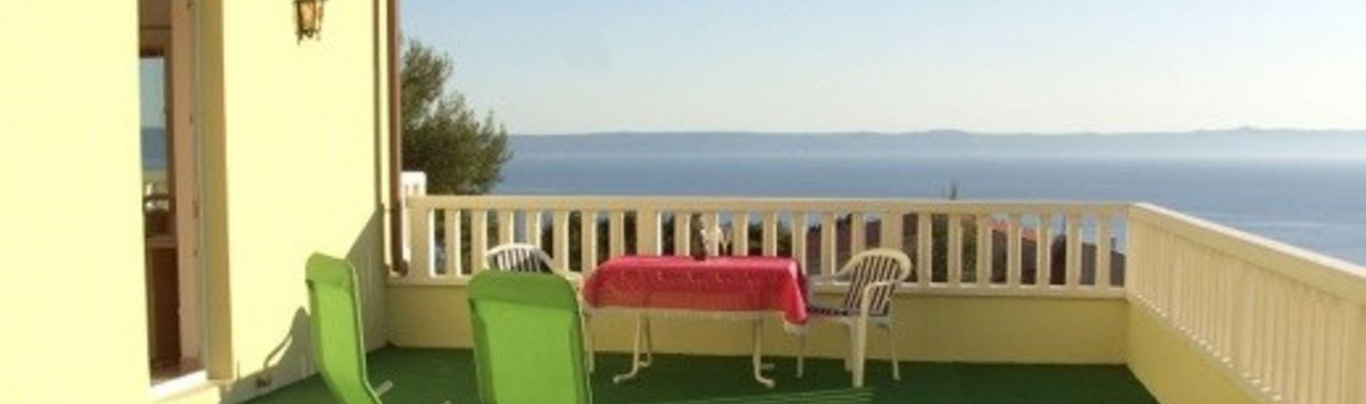 Strandurlaub mit Hund im Apartmani Glavas Kroatien
