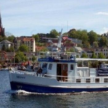 Rundfahrt per Schiff Flensburger Förde