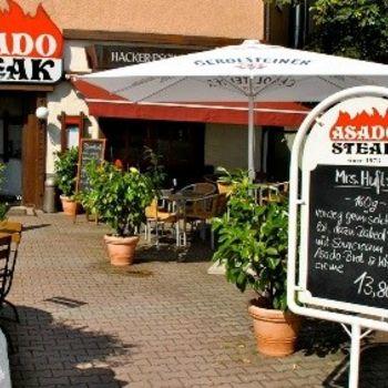 ASADO Steak in München Nymphenburg