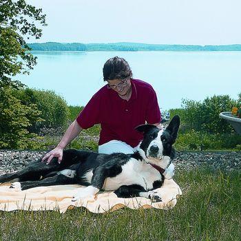 Amys Wohlfühlvilla – Wohlfühlurlaub mit Hund