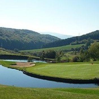 Golfen mit Hund Hessen Club in Waldeck